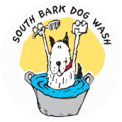 South Bark Dog Wash Logo